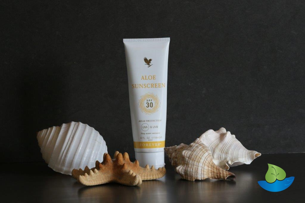 Forever aloe sunscreen